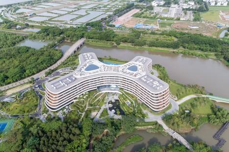 3LHD conçoit l'Hotel LN Garden à Nansha en Chine