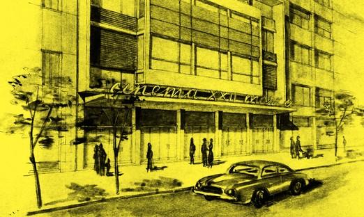 Congrès Les Salles de cinéma de Milan