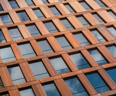 SHoP Architects, American Copper Buildings, New York