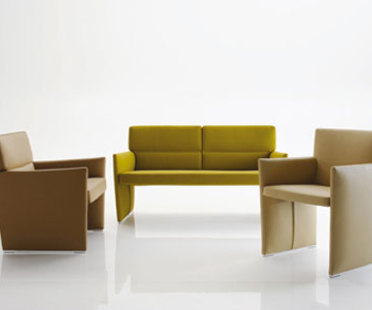 Posa, fauteuil de David Chipperfield