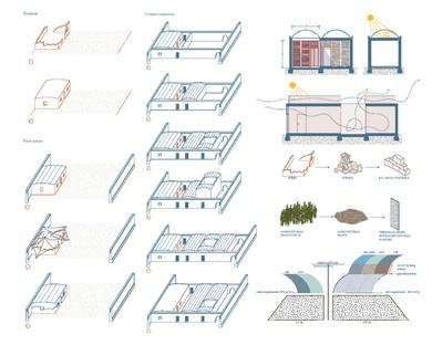 A Common Line For The Reconstruction de Lorenzo Abate lauréat de Next Landmark 2019