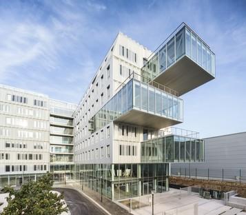 Brenac & Gonzalez & Associés Archimède un projet urbain