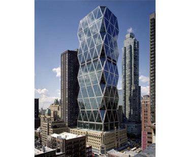 International Highrise Award 2008, Hearst Tower