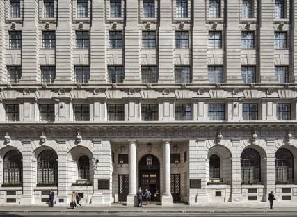 Les meilleures nouvelles architectures de Londres