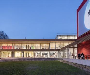 Ropa & Associés Architectes centre culturel Agora Metz