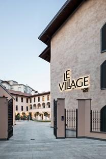 DEGW de Lombardini 22 Le Village Crédit Agricole Milan