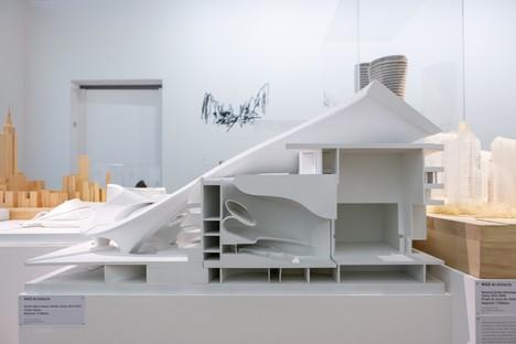 La ville du futur de MAD exposée au Centre Pompidou de Paris