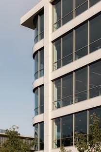Powerhouse Company siège social Danone à Hoofddorp Pays-Bas