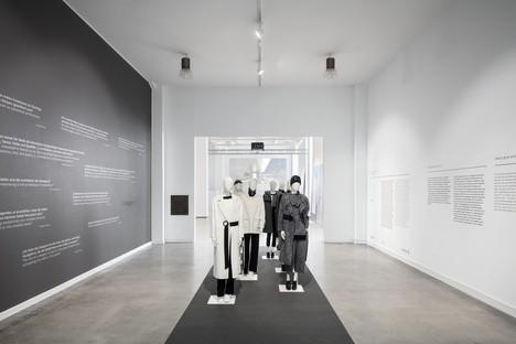 Architecture et mode, exposition et livre pour les vingt ans de gmp en Chine