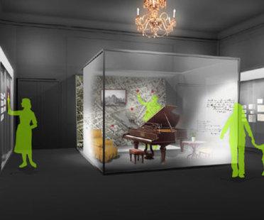 Fryderyk Chopin Museum, Varsovie. Aménagement de Migliore+Servetto