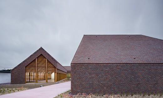Lemoal Lemoal Architectes Pôle social et culturel Gonzague Saint Bris de Cabourg