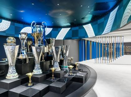 Lombardini22 signe le nouveau siège d'INTER Calcio