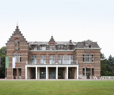 Architecten De Vylder Vinck Taillieu PC CARITAS, un espace expérimental à Melle<br />