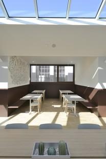Cino Zucchi Architetti et RGAstudio Bistrot Lavazza Turin<br />