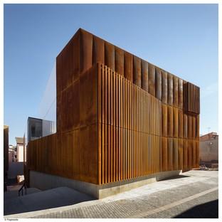 Arquitecturia Camps Felip Cour de justice de Balaguer Espagne<br />