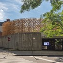 Installations temporaires Pedro & Juana Hórama Rama pour le YAP 2019