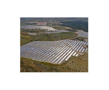 Centrale solaire, Almeraleja, Portugal