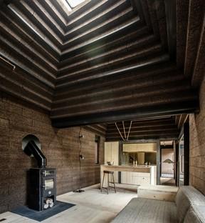 Matthew Barnett Howland, Dido Milne et Oliver Wilton Cork House