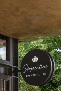 Mizzi Studio The Serpentine Coffee House Londres