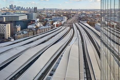 Grimshaw London Bridge Station Londres
