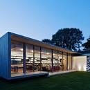 Kruchin Arquitetura une bibliothèque pour la Capobianco House à São Paulo