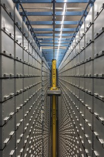 Snøhetta Charles Library de la Temple University Philadelphia