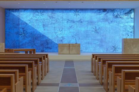 TAMassociati: l'église ressuscitée du Varignano