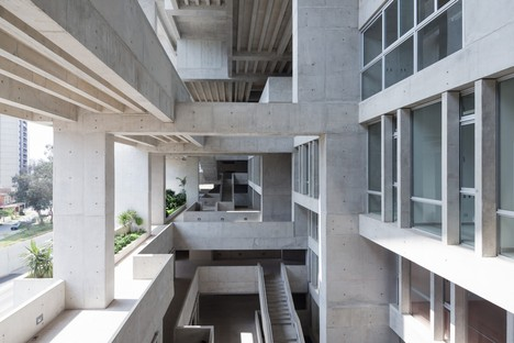 Grafton Architects se voit décerner la Royal Gold Medal for Architecture