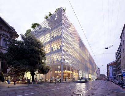 SOM Skidmore Owings & Merrill rénove le complexe Allianz de Gio Ponti