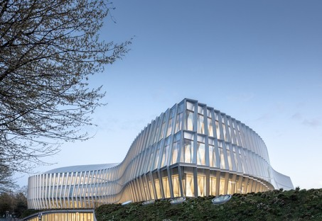3XN Architects au SpazioFMG dans le cadre de « The Architects Series »
