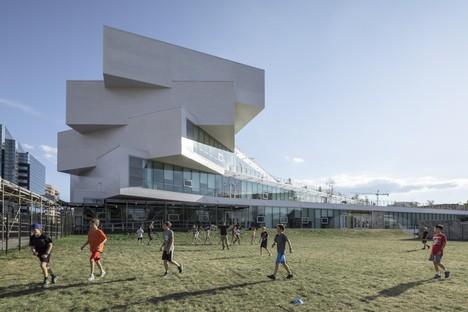 BIG The Heights, une architecture qui dessine de nouveaux paysages pour l'apprentissage