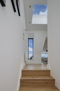 Sketch Architects Hindmans Road House Londres