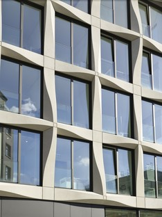 Tchoban Voss Architekten Nouveaux bureaux à Berlin