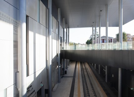 Stefano Boeri Architetti Matera Centrale nouvelle gare FAL