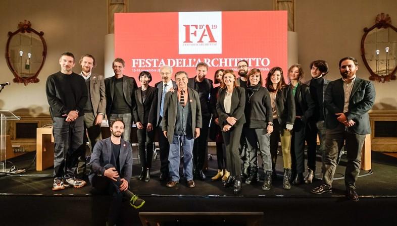 Festa dell'Architetto 2019 les lauréats viennent d'être proclamés à Venise