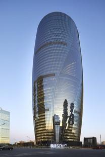 Zaha Hadid Architects le Leeza SOHO de Pékin est achevé
