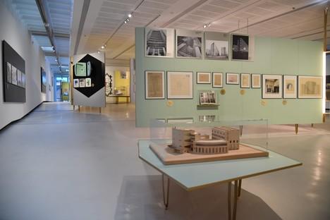 exposition Gio Ponti Amare l'architettura au MAXXI Musée national des Arts du XXIe siècle de Rome