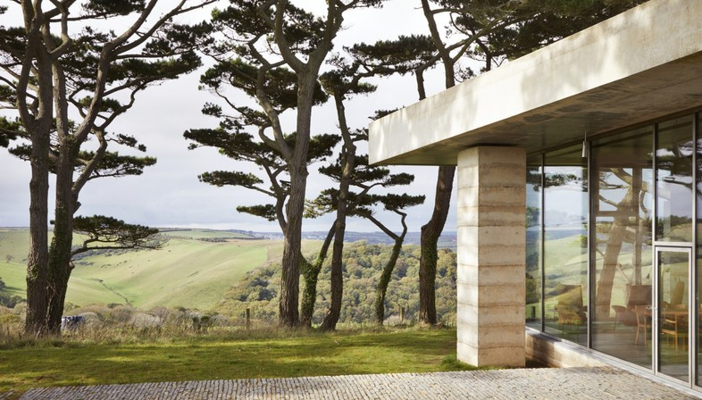Atelier Peter Zumthor et Mole Architects Secular Retreat dans le Devon