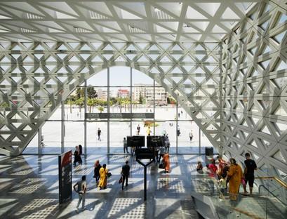 Silvio d'Ascia Architecture Gare de Kenitra Maroc