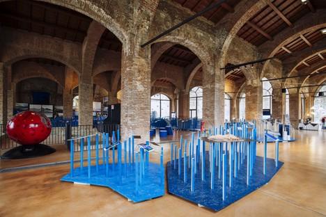 Tempodacqua la Biennale d'Architecture de Pise