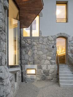 Les architectures résidentielles de 2b architectes à Lausanne et Gaou Bénat