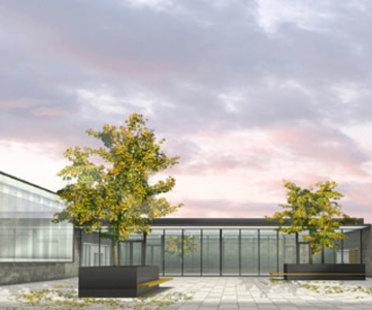 SFMOMA, Rooftop Garden - Jensen Architects