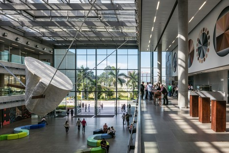 Dal Pian Arquitetos SESC Guarulhos São Paolo Brésil