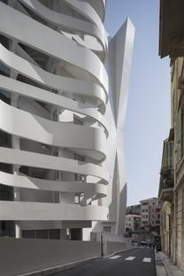 Le Stella à Monaco un projet urbain de Jean-Pierre Lott Architecte