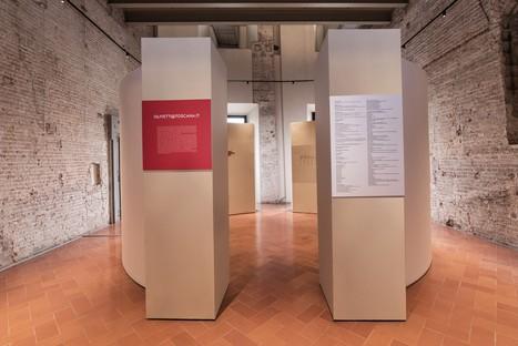 Exposition OLIVETTI @ TOSCANA.IT, Territorio, comunità, architettura nella Toscana di Olivetti
