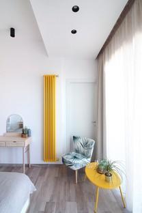 Pucciocollodoro Architetti Seaview Apartments, un projet d'intérieur à Palerme