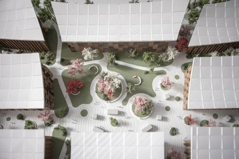 BIG-Bjarke Ingels Group dévoile Woven City la smart city conçue pour Toyota