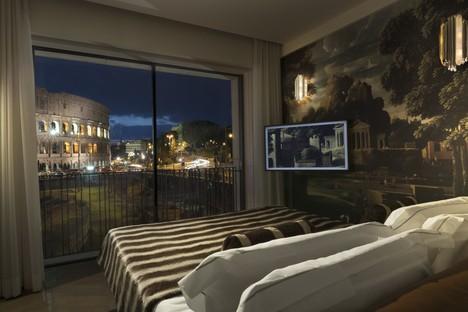 Loto Ad Project Giorgia Dennerlein Intérieur pour Manfredi Fine Hotel Collection Rome