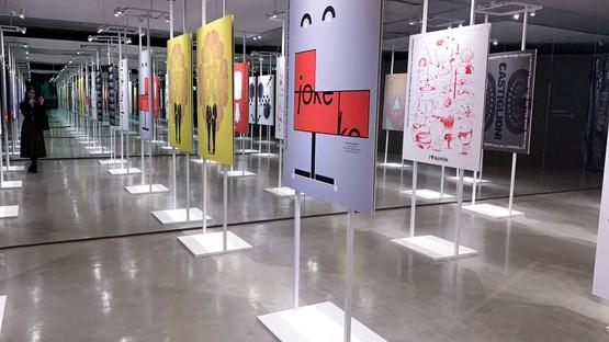 Exposition Achille Castiglioni and brothers. Master of Italian Design. Seoul Arts Center