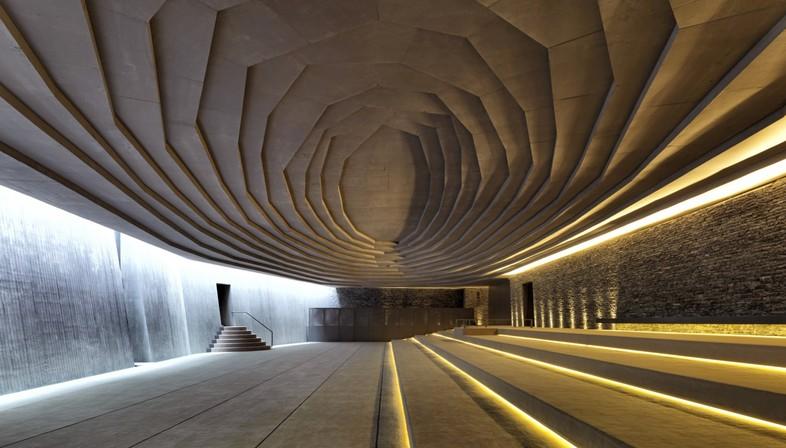 EEA Emre Arolat Architecture la mosquée Sancaklar à Istanbul l'essence d'un espace religieux